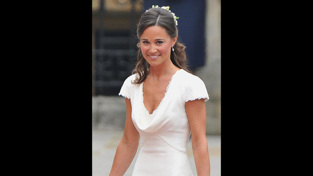 British Royals and reality TV flock to Pippa's wedding