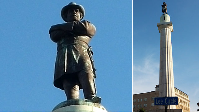 City makes it official: Four Confederate monuments removed from New Orleans