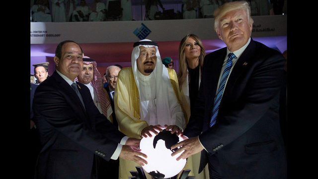 India is a victim of terrorism, says Donald Trump in Saudi Arabia