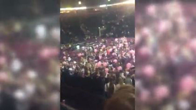 Blast at Ariana Grande concert in England kills 19 people, injures 59