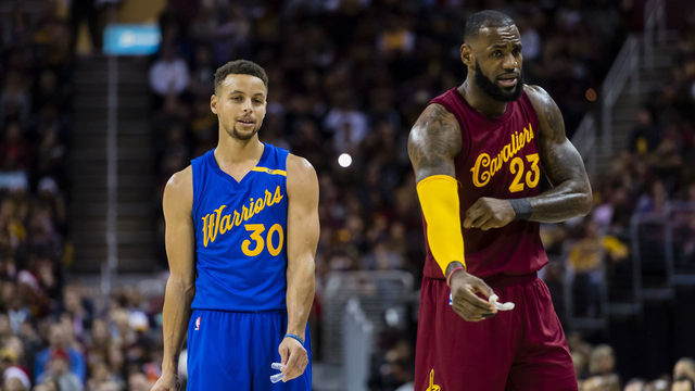 Warriors Roll Past Cavs 113-91 For Game 1 Finals Victory