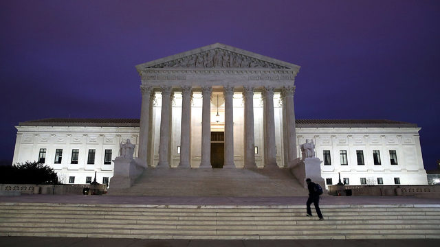 Justices will hear Ohio appeal over purging voter rolls