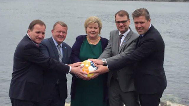 Nordic Prime Ministers Troll US President Donald Trump With This Pic