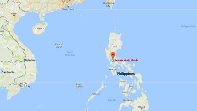 Smoke from fire kills 36 in Philippine casino attack