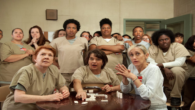 Orange is the New Black gets the Sesame Street treatment