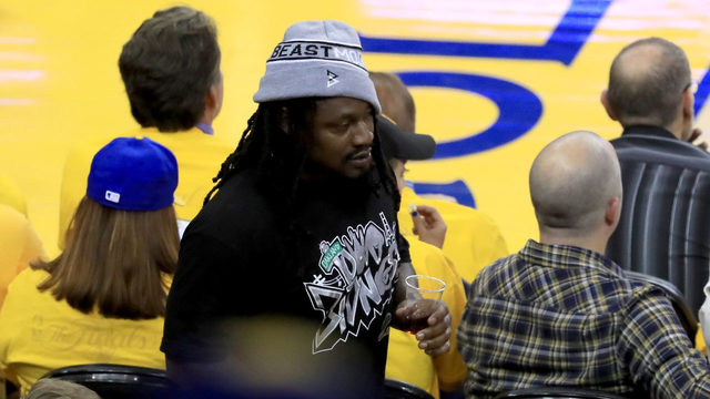 Marshawn Lynch chose to  unretire when Raiders announced move to Las Vegas