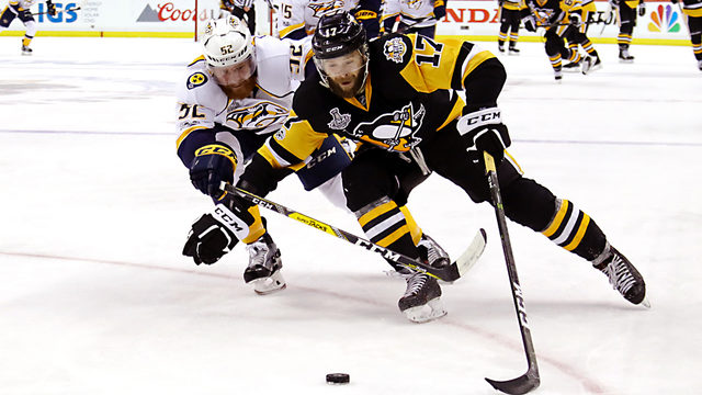 Penguins regroup, Predators look for road magic in Game 5