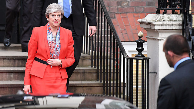 May's UK election gamble backfires as Tories lose majority