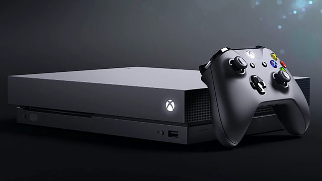 Xbox One X won't turn a profit for Microsoft