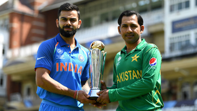 Unchanged India line-up for Champions Trophy final, hints Kohli