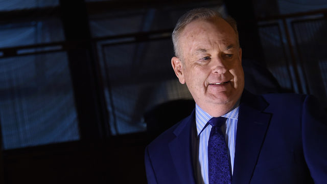 Bill O'Reilly promises to make news about his firing