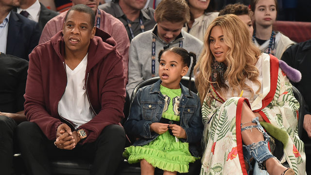 Beyonce, Jay Z's twins being kept in hospital, reports say