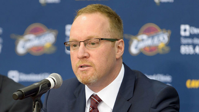 David Griffin pulls name from GM search