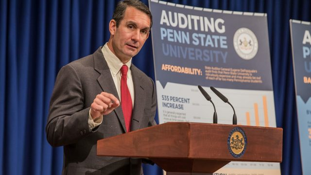 PSU Audit Shows Missing Background Checks, Skyrocketing Tuition