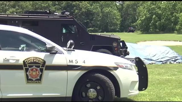 Coroner IDs couple found dead after Upper Saucon police standoff