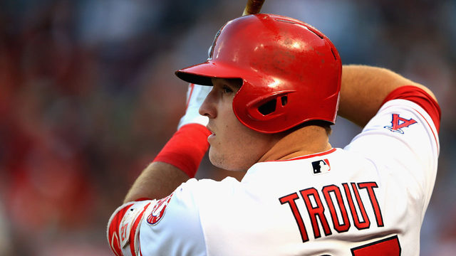 Mike Trout slated to return to Angels' lineup Friday