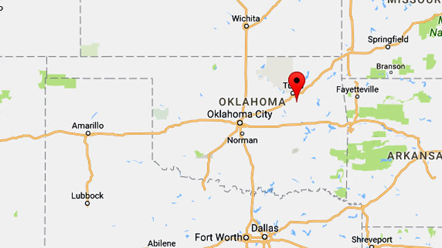 FBI Investigating Explosion At Bixby Air Force Recruiting Center