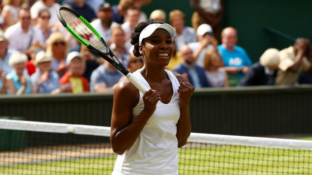 Muguruza, Venus advance to Wimbledon final