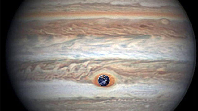 NASA's New Photos of Jupiter's Great Red Spot Are Stunning