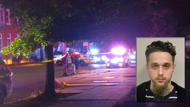 Man charged with murder in fatal shooting in Reading