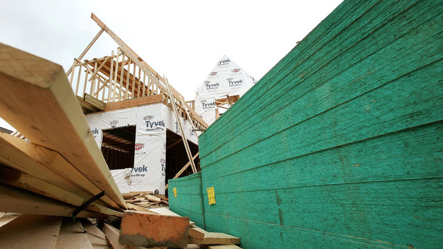 Soaring lumber prices a problem for home builders, buyers - Jul. 18, 2017