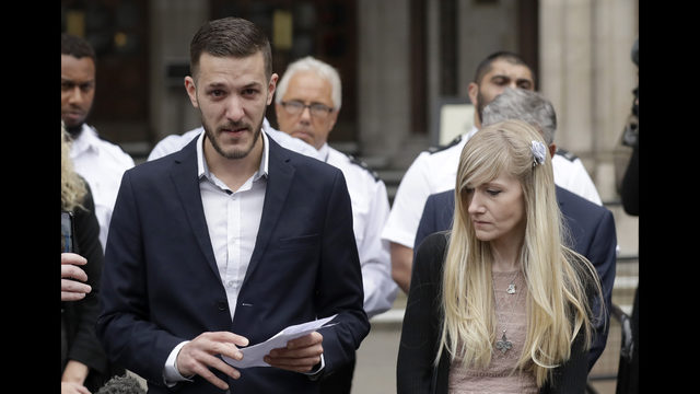 Charlie Gard's Hospital Receiving Violent Threats; Tensions Mount as Fight Continues