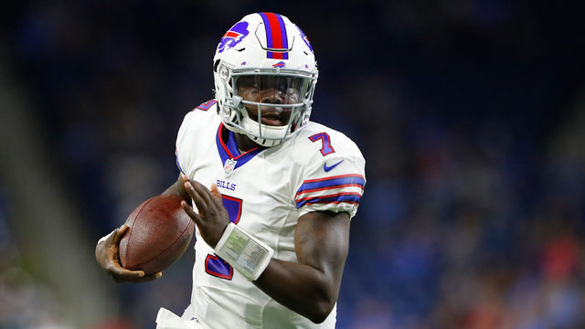 Cardale Jones traded by Buffalo Bills