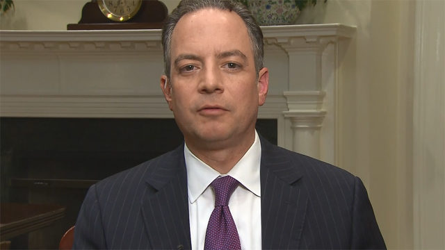 Priebus latest high-profile departure from Trump admin