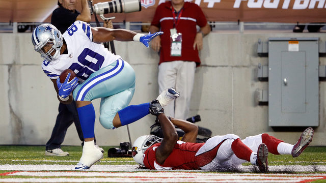 Cowboys win opener, Lee looking to back up strong season
