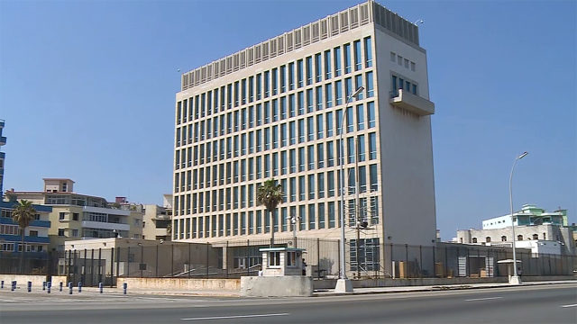 USA and Canadian diplomats in Cuba suffer headaches/hearing loss