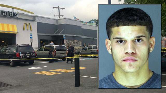 Man ordered to trial in fatal shooting outside McDonald's