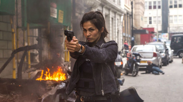 Elodie Yung finds happiness, hilarity on 'The Hitman's Bodyguard'