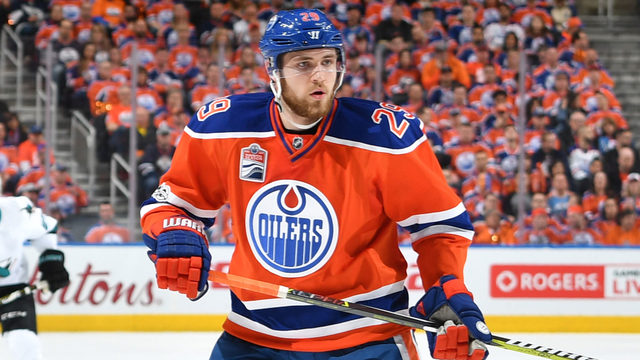 OIlers lock up C Leon Draisaitl with eight-year, $68M extension