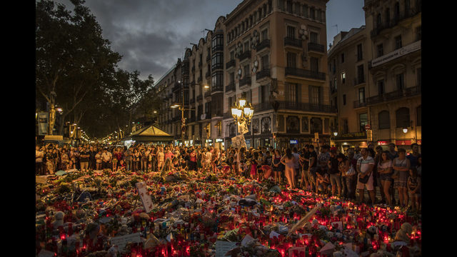 Barcelona Attack Suspects Appear for Court Interrogations