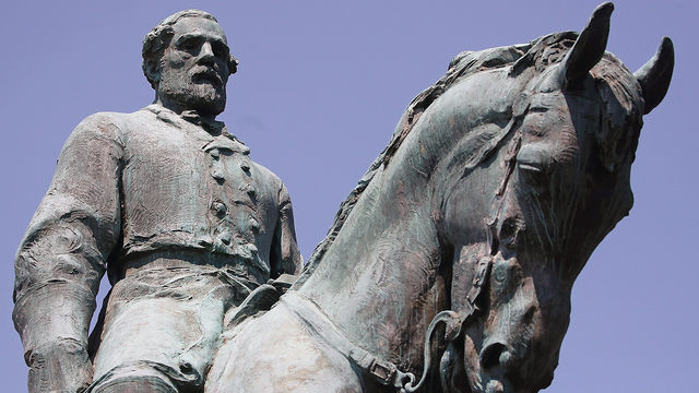 Here Are All The Cities Where Confederate Monuments Are Being Taken Down