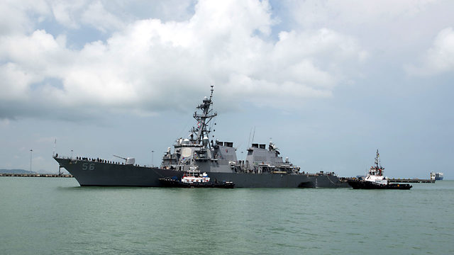 Navy ID's Dead, Missing Sailors, Including Michigan Man, from USS John McCain