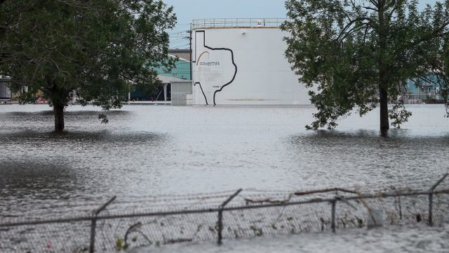 Arkema expects chemical fire at flooded Texas plant