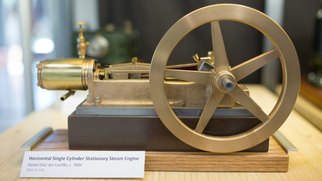 National Museum of Industrial History acquires new models