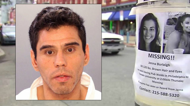 Man charged in disappearance of Temple University student