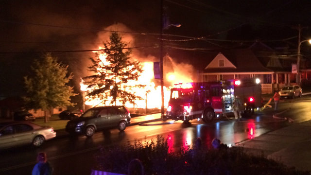 State police: Mother, 2 children killed in house fire
