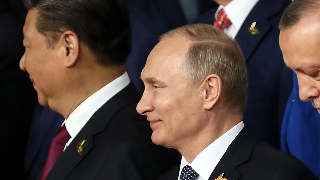 Use diplomacy, not just pressure with N Korea: Putin