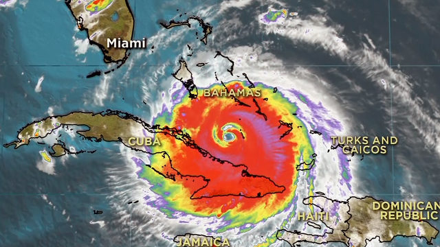 Footage shows apocalyptic consequences of Irma storm in Florida