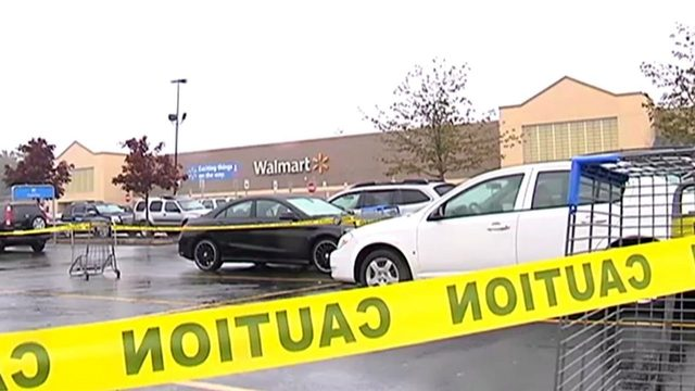Police: Man accidentally shoots self in leg outside Walmart