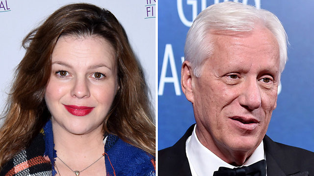 Amber Tamblyn, James Woods continue Twitter spat