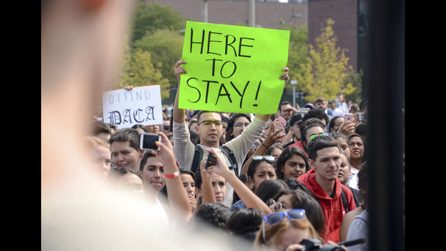 For Pete's Sake: Ending DACA, and where I agree with Trump