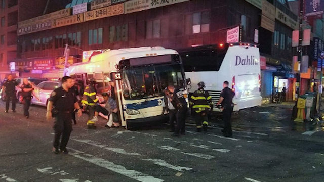 Image result for deadly ny bus collision