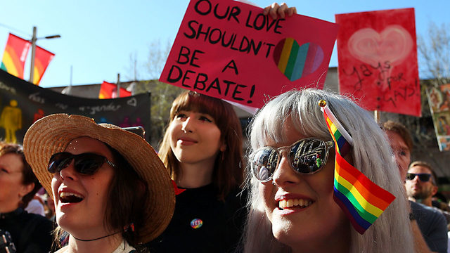 Here are the businesses backing the 'Yes' campaign for same-sex marriage