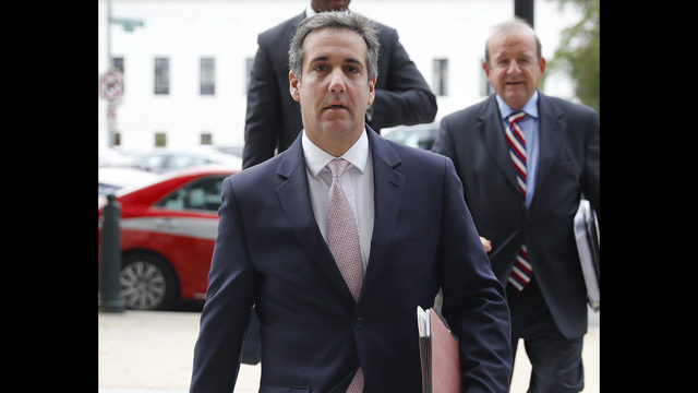 Trump lawyer says Hill panel delays interview
