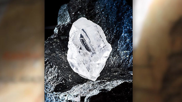 Tennis ball-sized diamond sells for $53 million