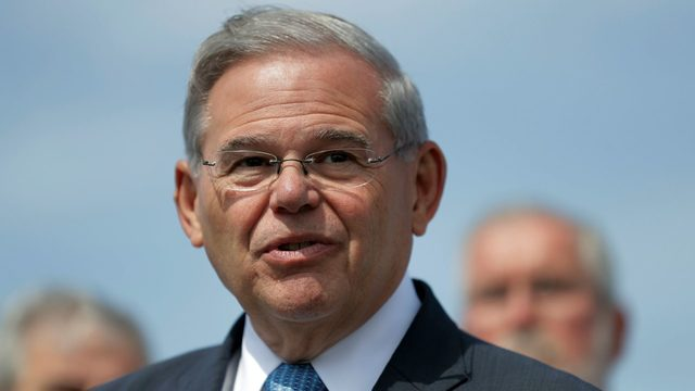 Former Iowa senator testifies in Menendez trial